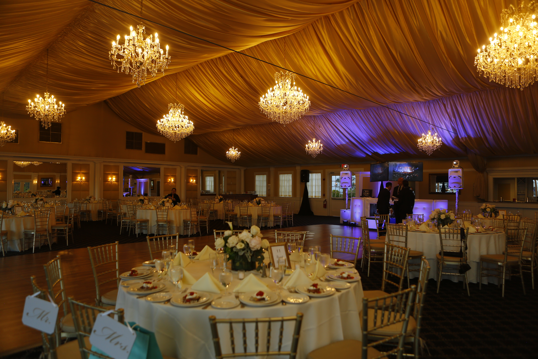 Bridgeview Yacht Club Main Ballroom