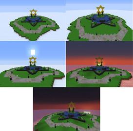 Star Fountain