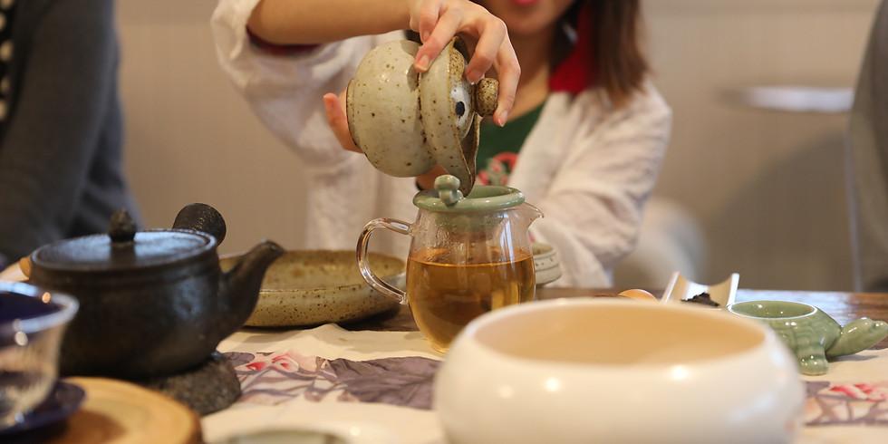 Tea Tasting @ Syracuse, NY