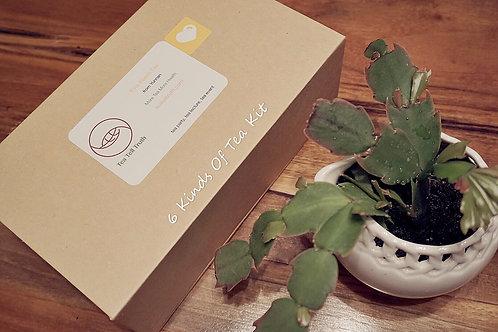Customize 6 Kinds Of Tea Box
