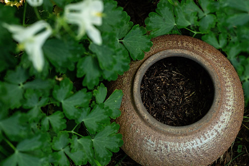 Yashao Black Sand Tea Jar
