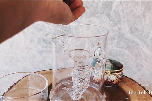 Puerh Tea Extract (Puerh Tea Cream)