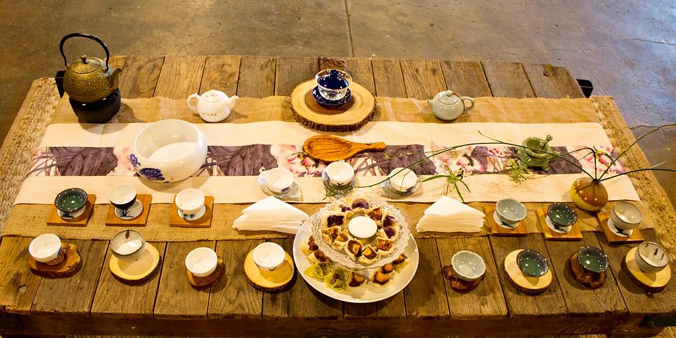 Pu-erh Tea Tasting Event