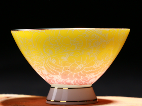 Colorful Tea Life (4 cups)