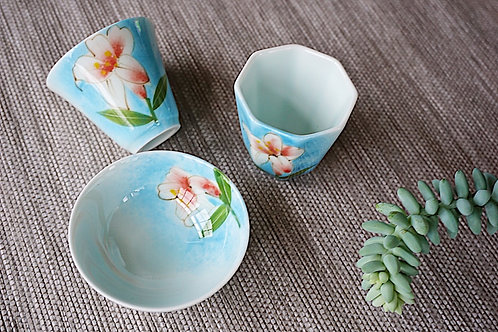 Lily Tea Cups