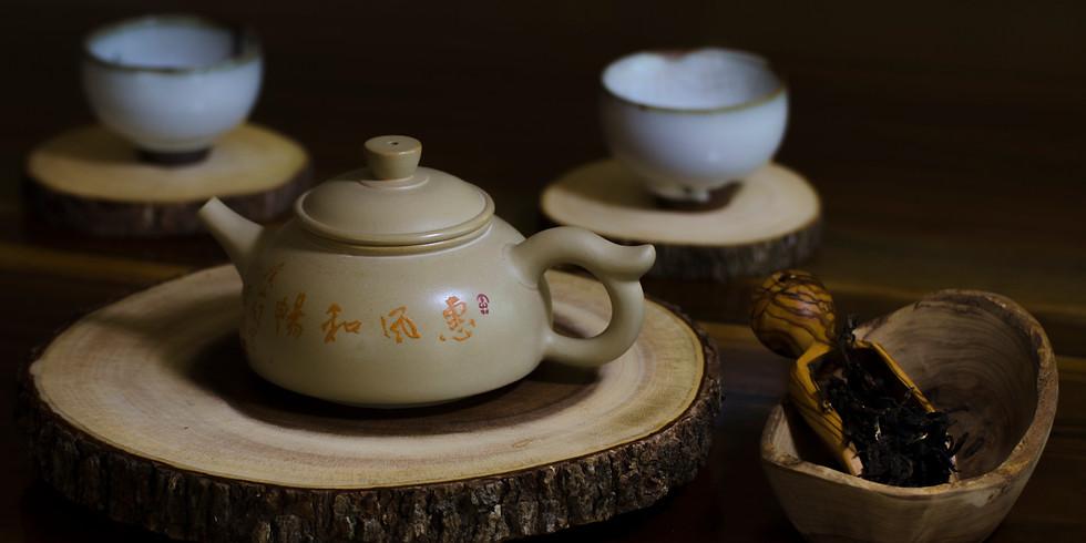 Tea Tell Truth workshop with Emerging Tastes