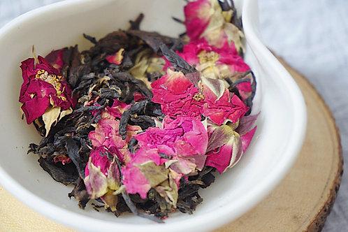 2020 Dian Hong Black Tea with Rose