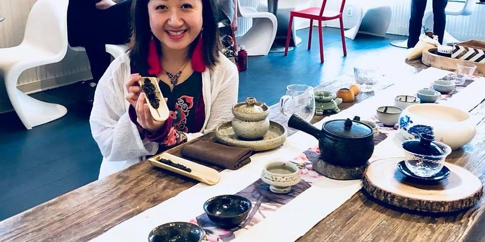 Tea Class and Puerh Tea Tasting