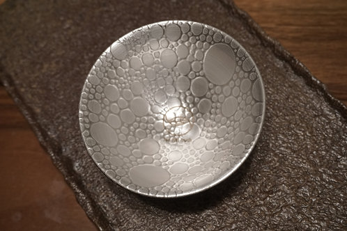 Circle dots sliver cup