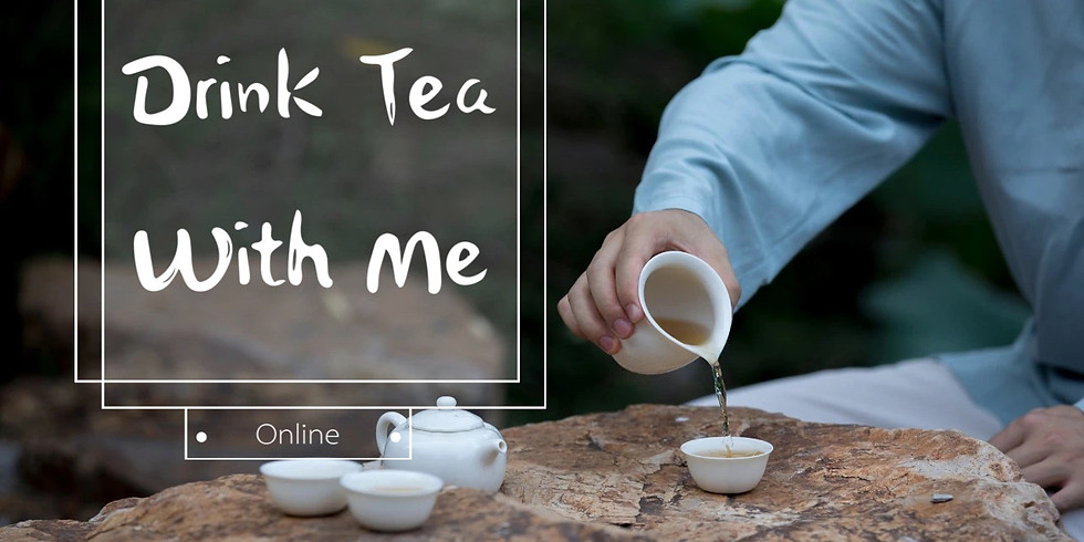Free Global Online Tea Mindfulness and Stress Relief (tea ceremony)