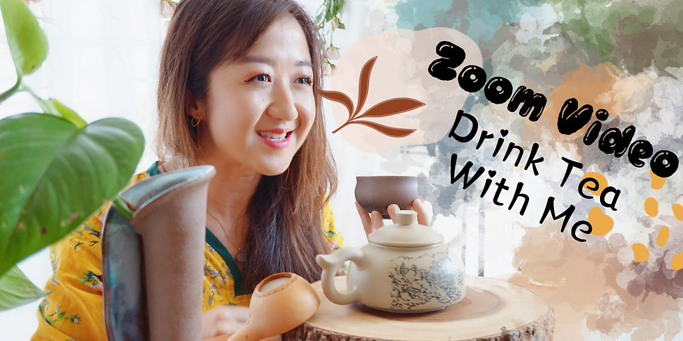 Free Global Online Tea Mindfulness and Stress Relief (tea ceremony) 5/2