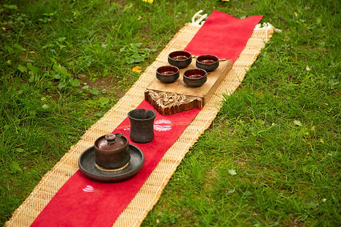 Yashao Black Sand Tea Sets