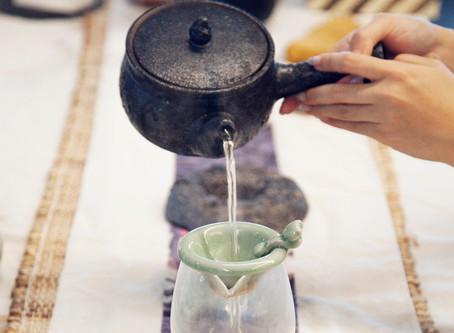 Brew Puerh Tea (and 6 kinds of tea)