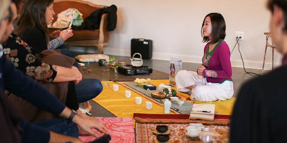 Tea Mindfulness with TEA TELL TRUTH