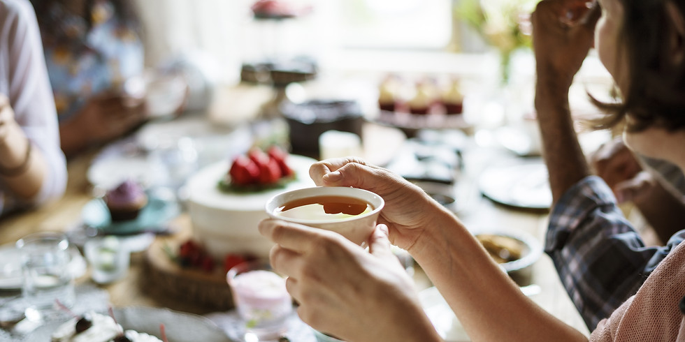 Tea Networking For Business Owners