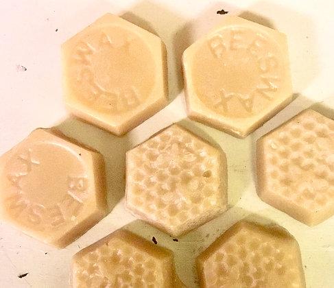 Beeswax cubes (1 oz.)