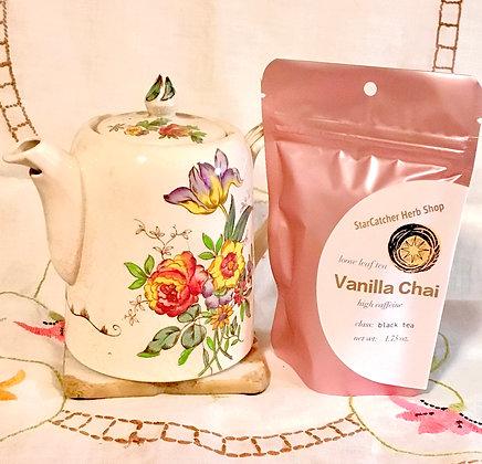 Vanilla Chai (High Caffeine)
