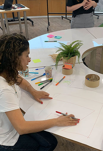 צוות בלומברג לחדשנות עירונית, באר שבע