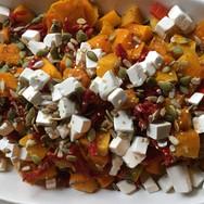 Roast PumpkinSsalad