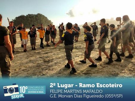 10º Concurso de Fotografia dos Escoteiros do Brasil