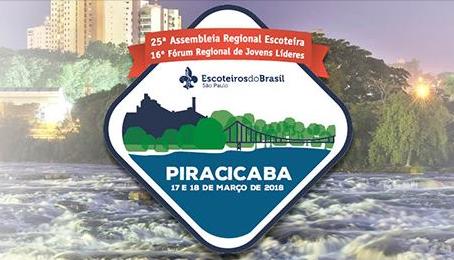 Assembleia Regional Escoteira 2018 - Piracicaba