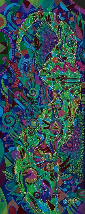 """Aqueous Reef"" Fine Art Print"