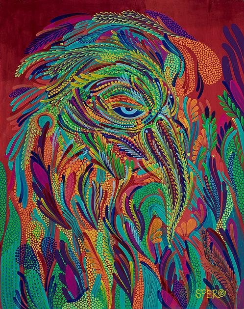 """Taramayo""Fine Art Print"