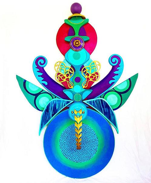 """""""Ophelium"""" Sculpture"""