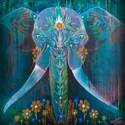 """""""Stevie Ophelia Elephant"""""""