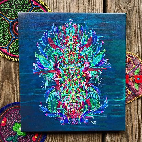 """Respiritu"" Canvas Print"
