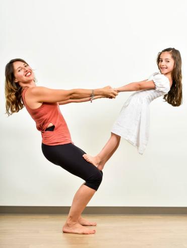 YOGA PARENT/ENFANT avec Ilda