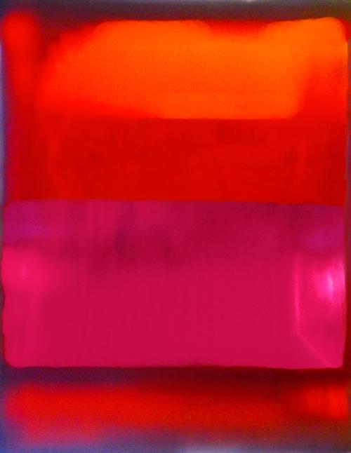 Hommage an Rothko