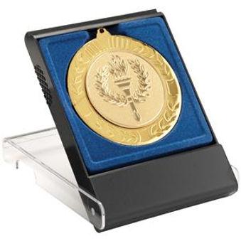 Economy Plastic Medal Case