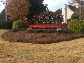 We partner with HOAs for beautiful entrances.