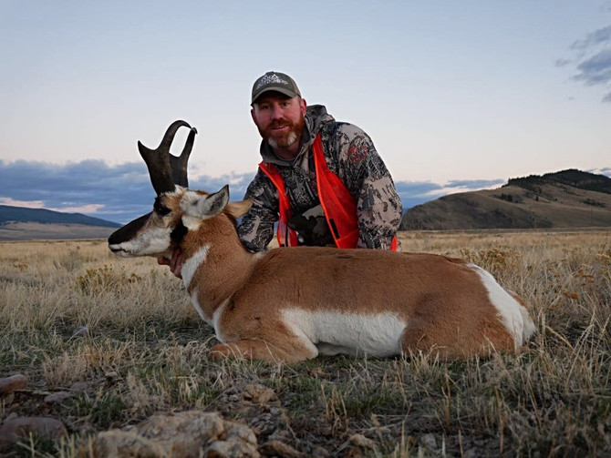 Why You Should Hunt Pronghorn Every Year
