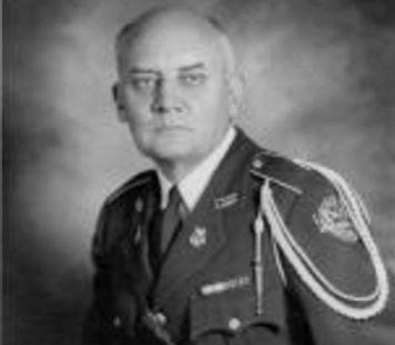 Captain James Harper