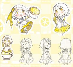 Mlle Citronelle