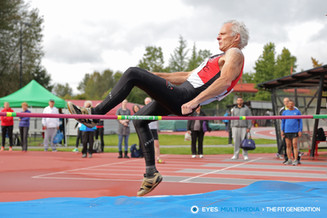 Filming the 55+ BC Games