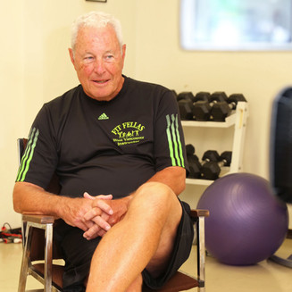 Meet Barrie Chapman, the 76-year-old fitness instructor from West Vancouver