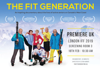 Premiere in the United Kingdom on February 18th