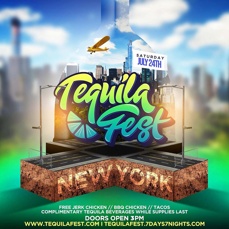 Tequila Fest NYC 2021