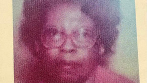 Sister Gussie Lee Helaire Walker
