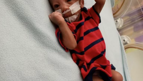 Baby Mason Easley