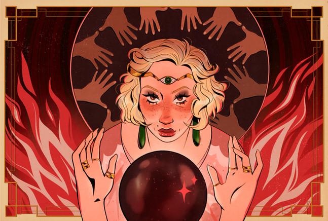 Mademoiselle Pepper's Fortunes