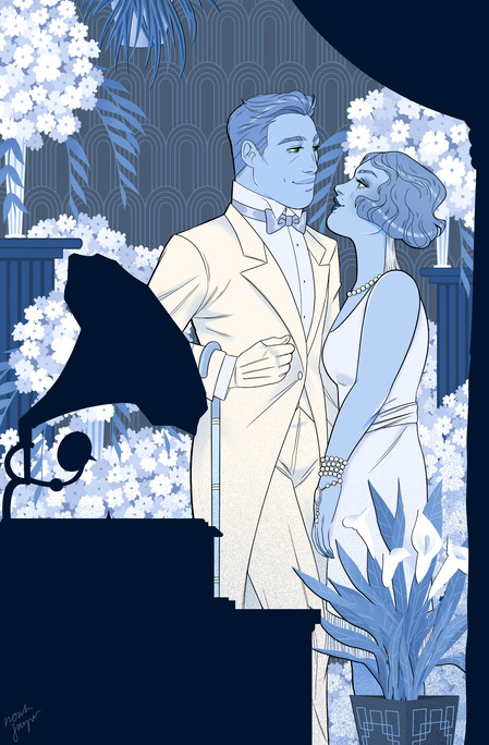 Gatsby Flowers