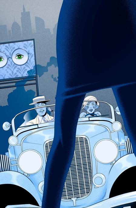 Gatsby Accident