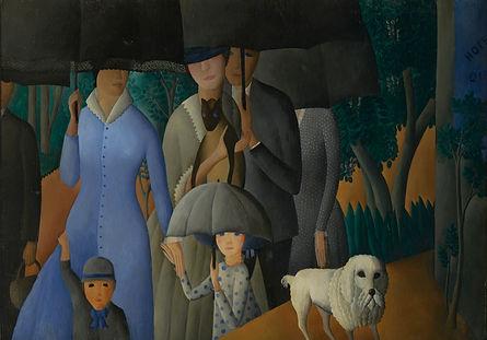 Olga Sacharoff o la «joie de vivre»