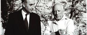 Palau mira Picasso