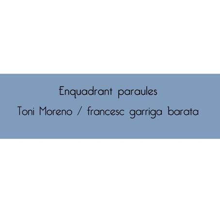 ENQUADRANT PARAULES