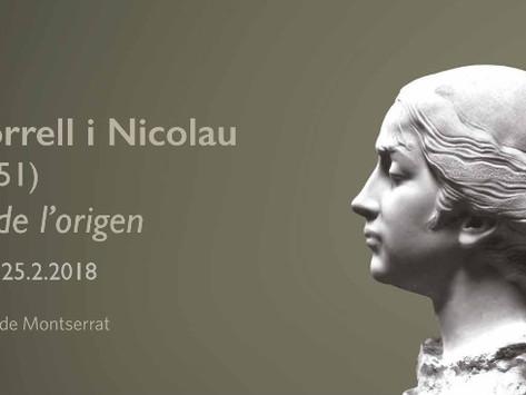 JOAN BORRELL I NICOLAU Crònica de l'origen
